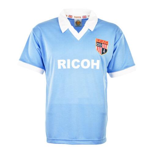Stoke City 1981-82 Maglia Storica Calcio
