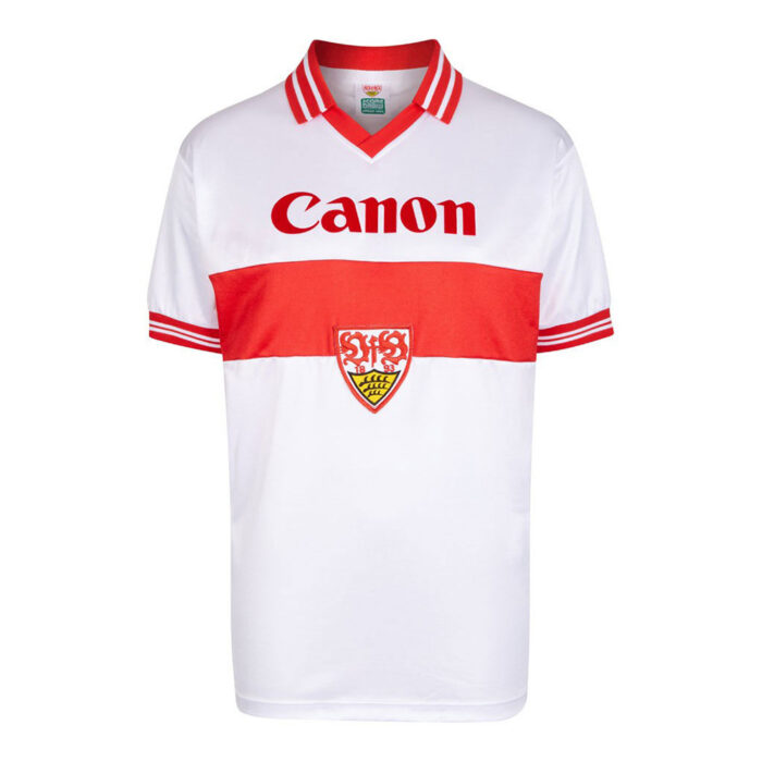 Stuttgart 1980-81 Retro Football Shirt