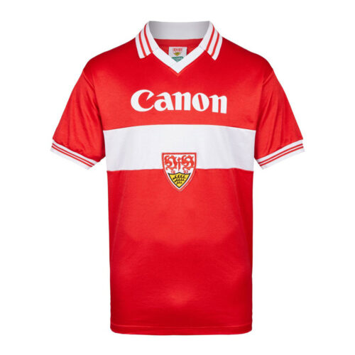 Stuttgart 1981-82 Retro Football Shirt