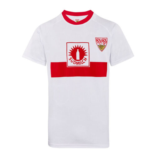Stuttgart 1988-89 Retro Football Shirt