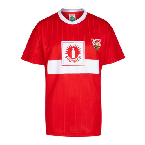 Stuttgart 1988-89 Retro Football Jersey
