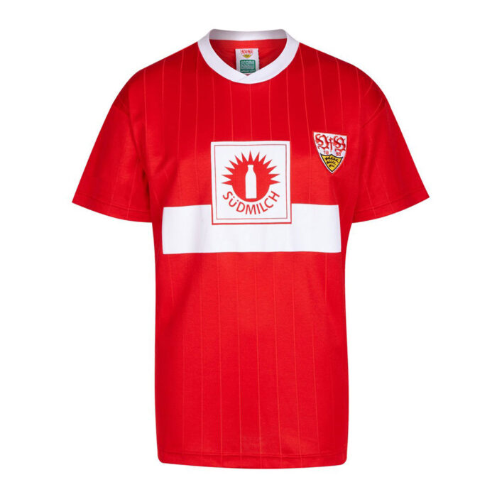 Stoccarda 1988-89 Maglia Calcio Storica