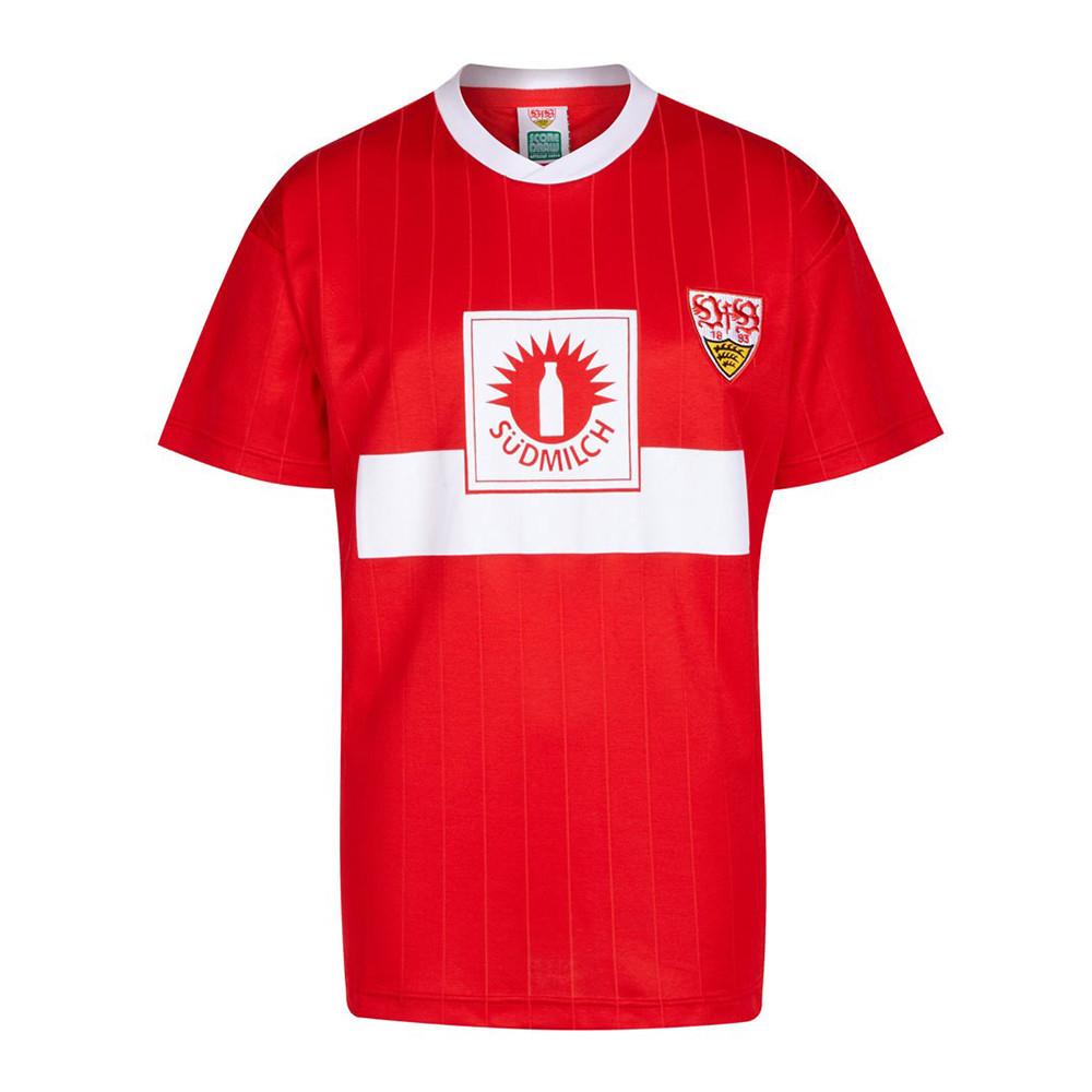 Stuttgart 1988-89 Camiseta Fútbol Retro