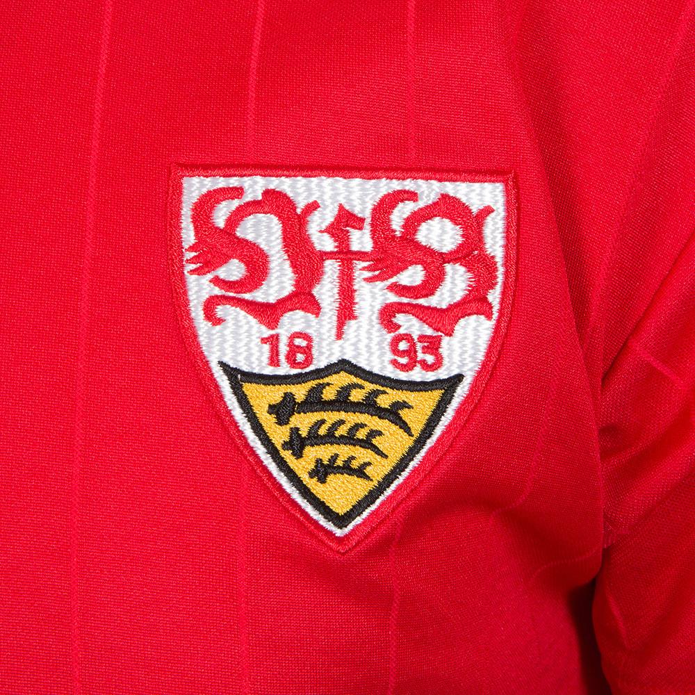 Stoccarda 1988-89 Away Maglia Storica Calcio