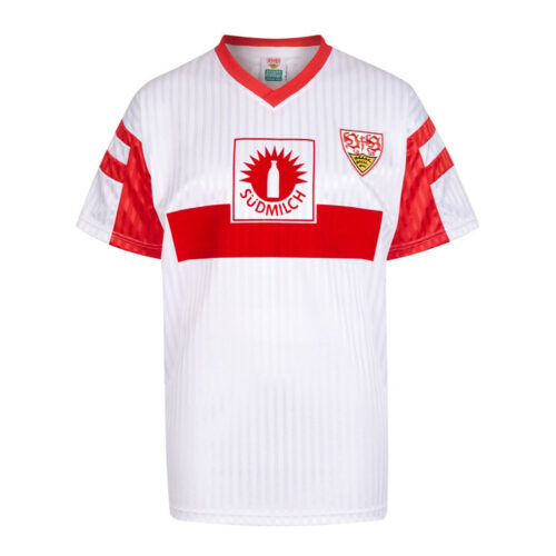 Stuttgart 1991-92 Retro Football Shirt