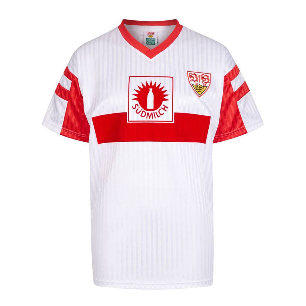 Stoccarda 1991-92 Maglia Storica Calcio