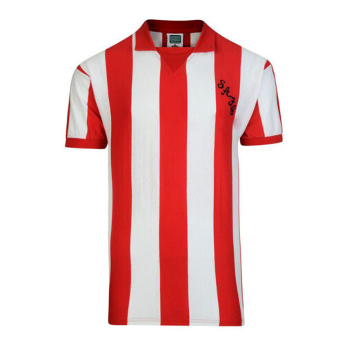 Sunderland 1972-73 Retro Football Shirt