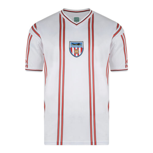Sunderland 1982-83 Retro Football Shirt