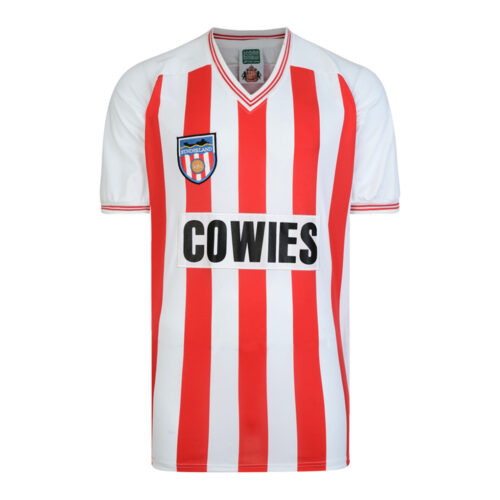 Sunderland 1984-85 Retro Football Shirt