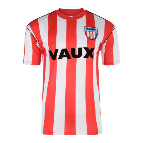 Sunderland 1989-90 Retro Football Shirt