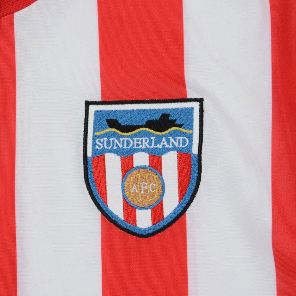 Sunderland 1989-90 Maglia Storica Calcio