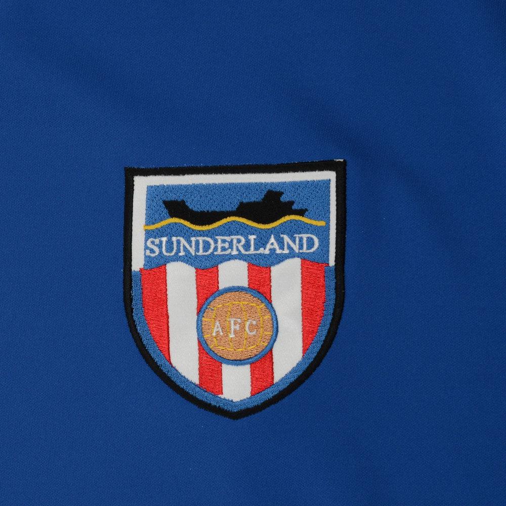 Sunderland 1989-90 Away Maglia Storica Calcio