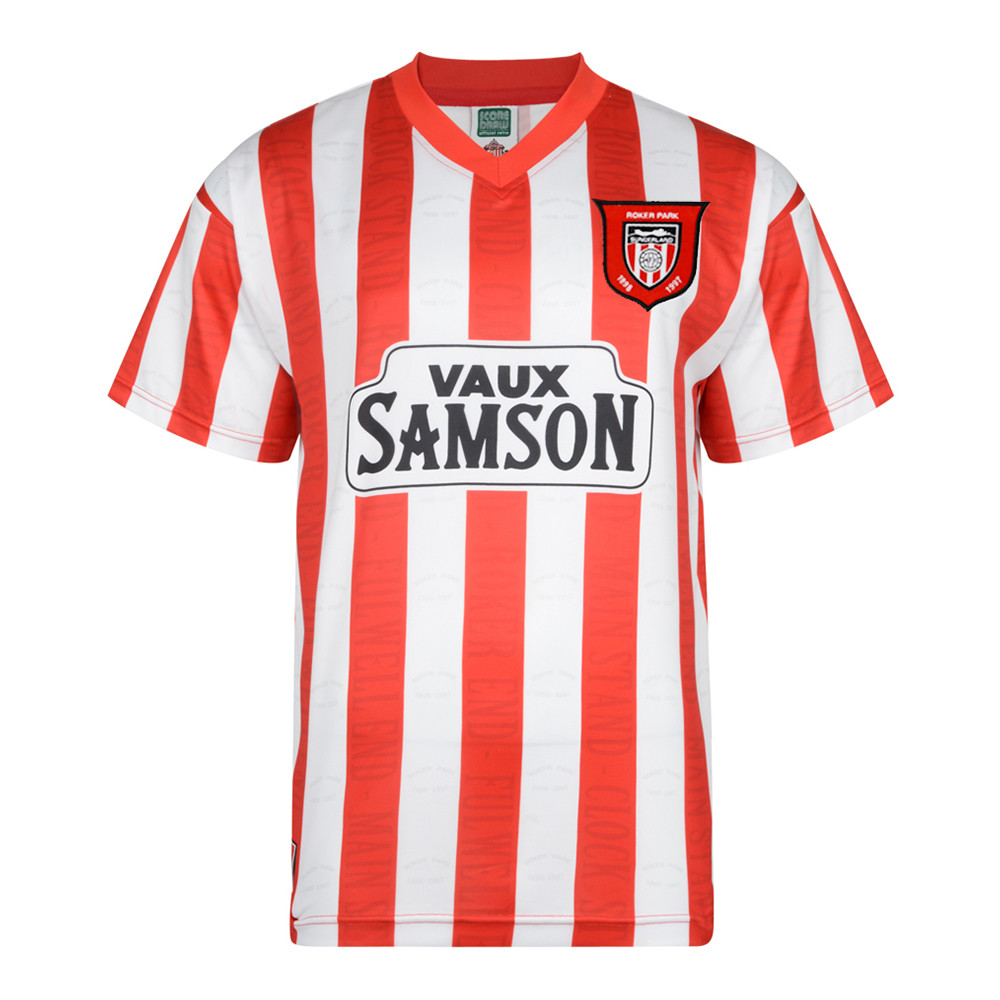 Sunderland 1996-97 Retro Football Shirt