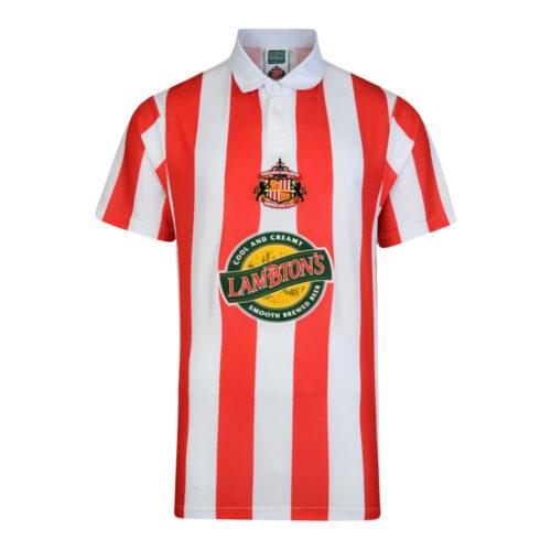 Sunderland 1998-99 Camiseta Retro Fútbol