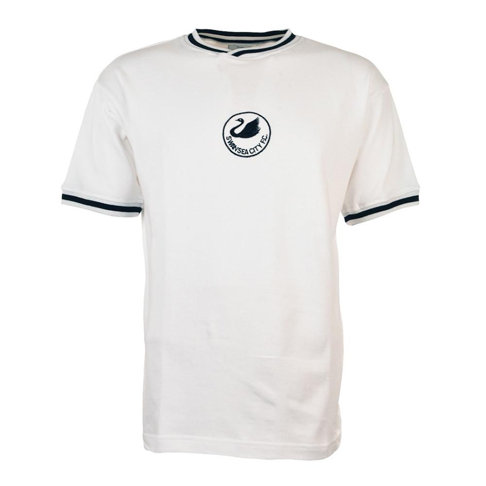 Swansea City 1981-82 Maglia Storica Calcio