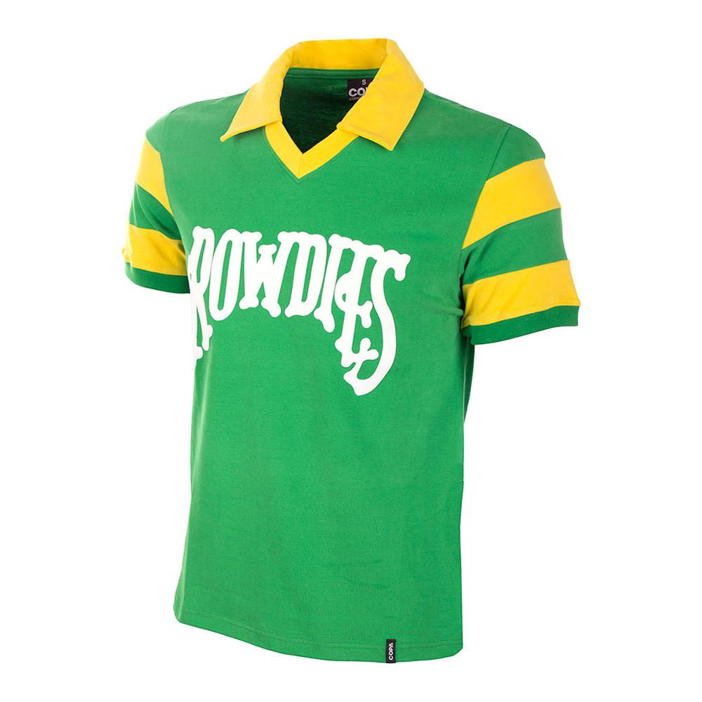 Tampa Bay Rowdies 1978 Camiseta Retro Fútbol