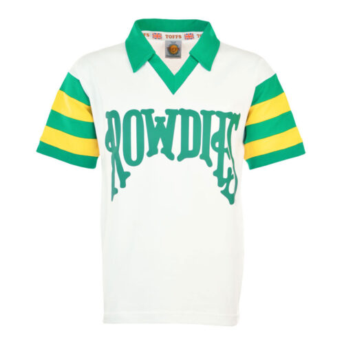 Tampa Bay Rowdies 1979 Retro Football Shirt