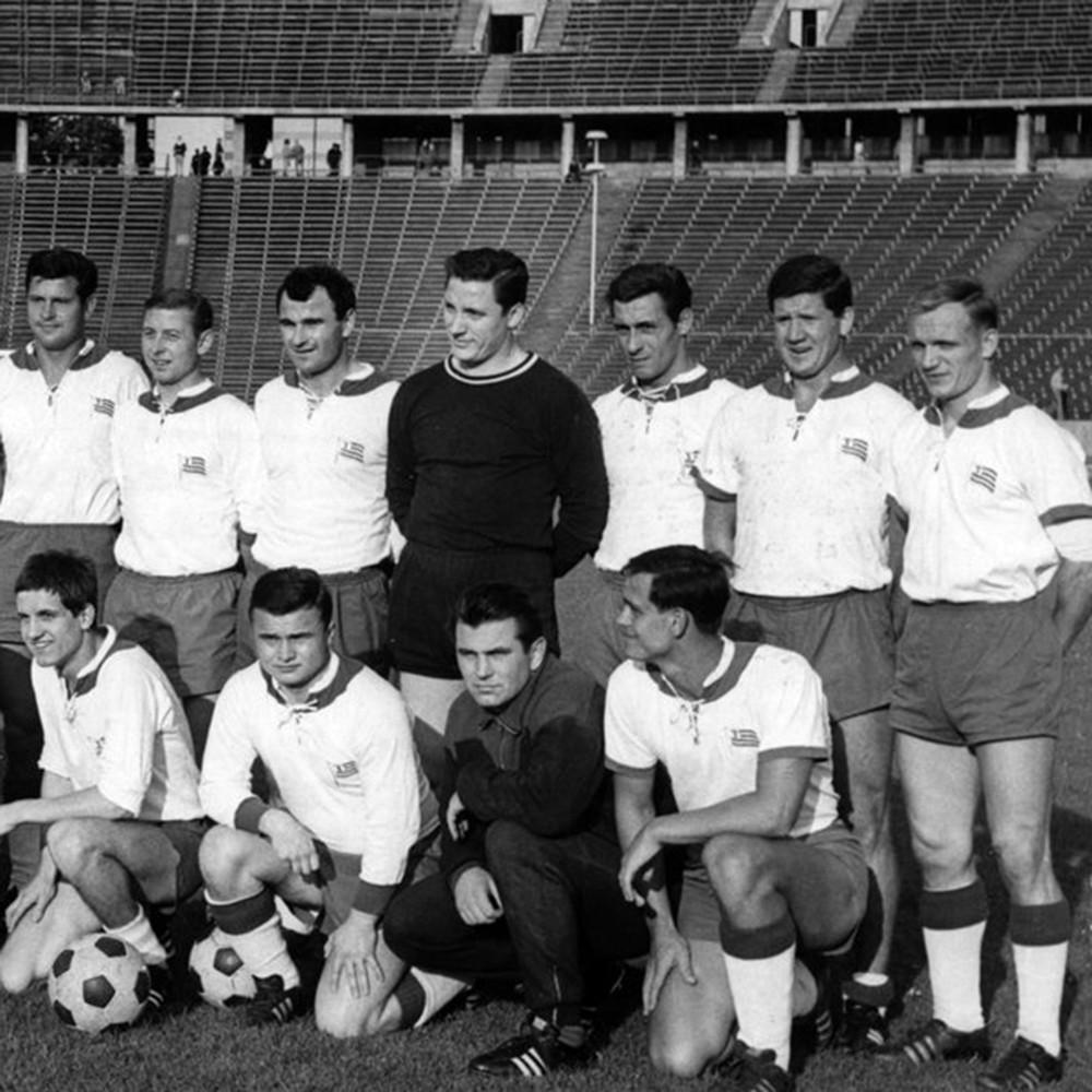 Tasmania Berlino 1965-66 Maglia Storica Calcio
