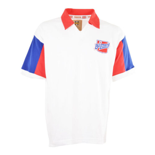 Toronto Blizzard 1979 Retro Football Shirt