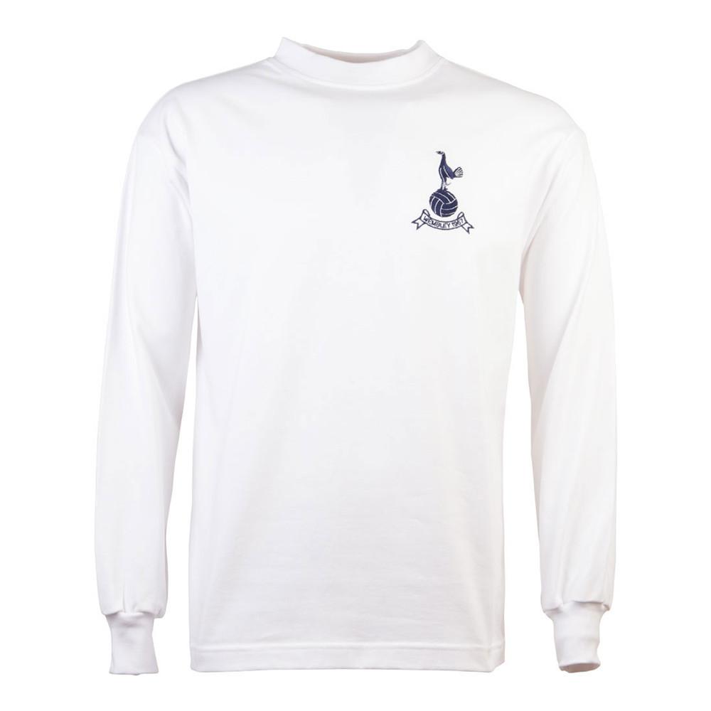 aa8545550d4c Tottenham Hotspur 1966-67 Retro Football Shirt - Retro Football Club ®