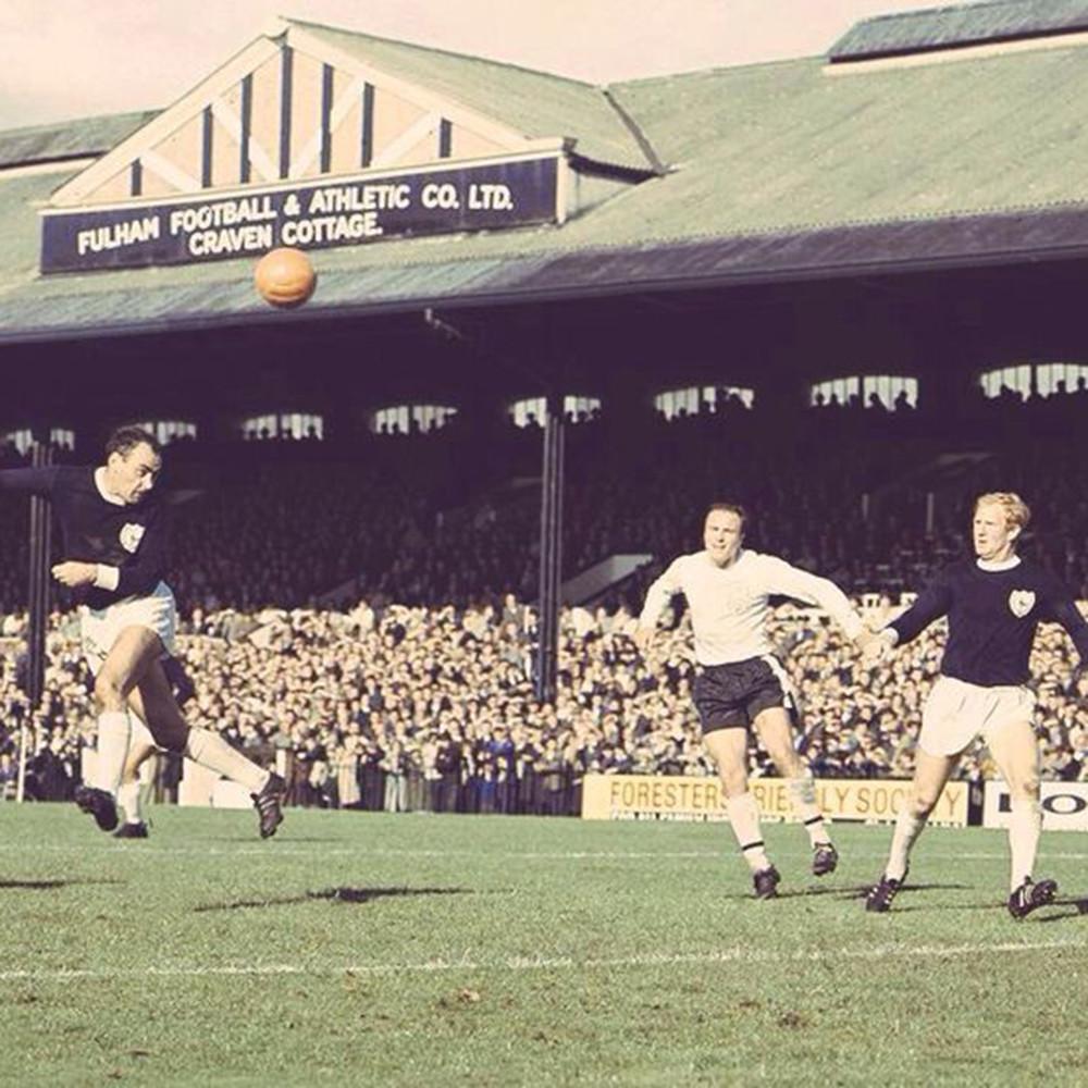 Tottenham Hotspur 1966-67 Maglia Calcio Storica