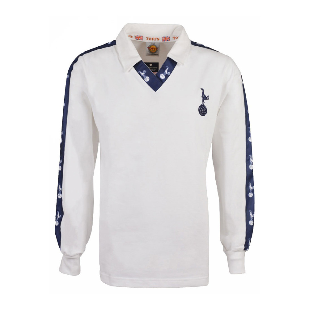 cdf88477708 Tottenham Hotspur 1979-80 Retro Football Shirt – Retro Football Club ®