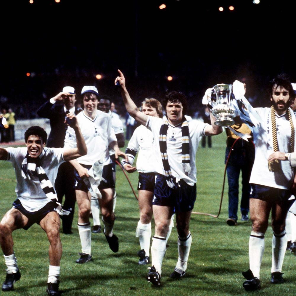 Tottenham Hotspur 1980-81 Maglia Storica Calcio