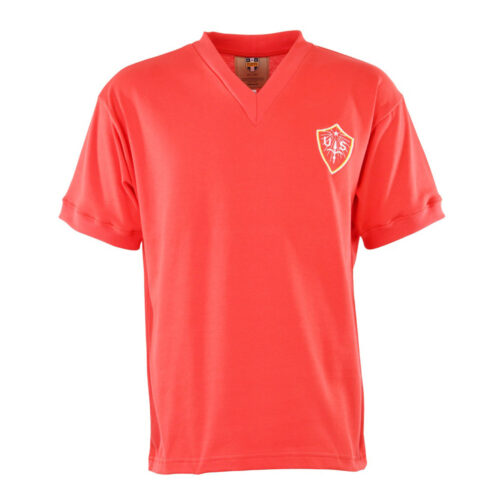 Triestina 1953-54 Maillot Rétro Foot