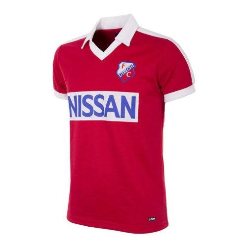 Utrecht 1987-88 Camiseta Retro Fútbol