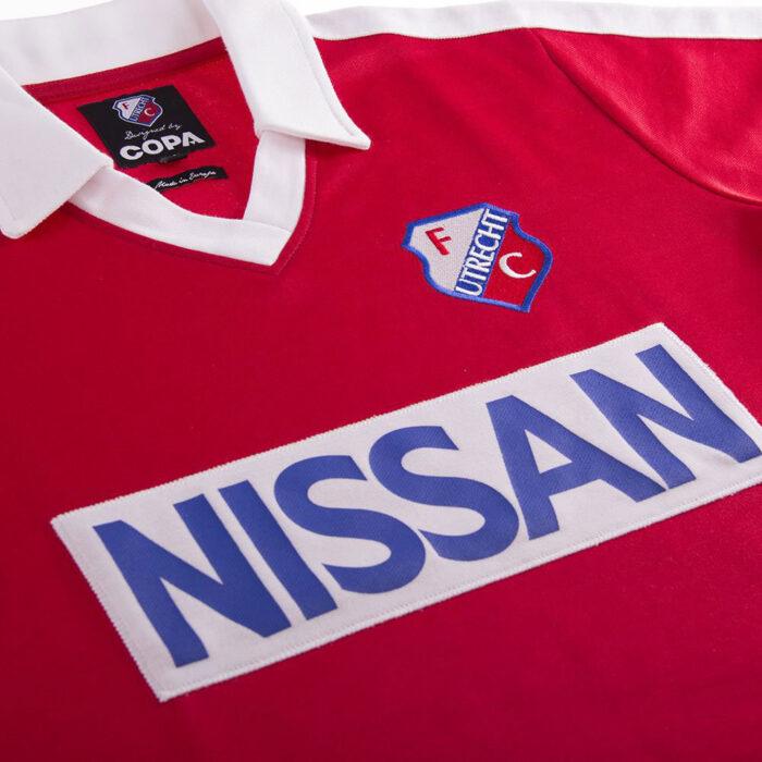 Utrecht 1987-88 Maglia Storica Calcio