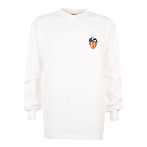 Valencia 1979-80 Retro Football Shirt