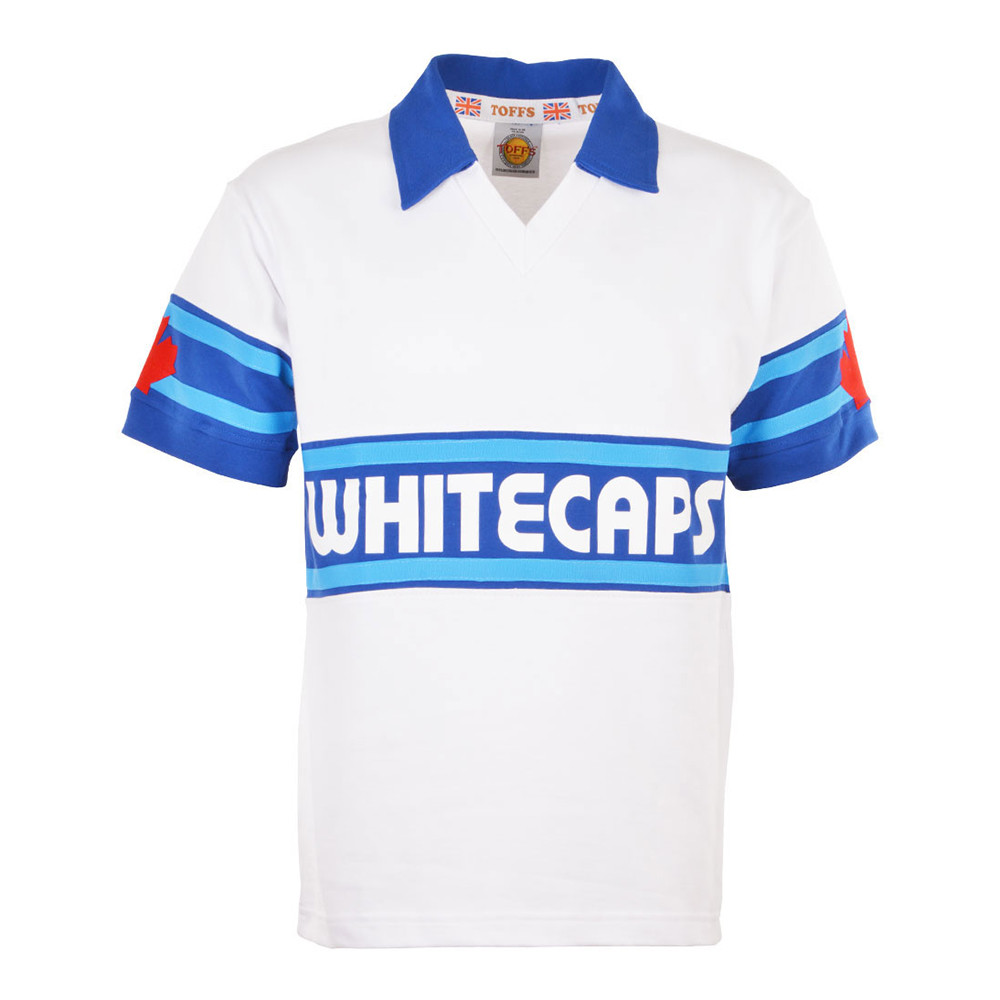 half off 28e37 f6763 Vancouver Whitecaps 1979 Retro Football Shirt