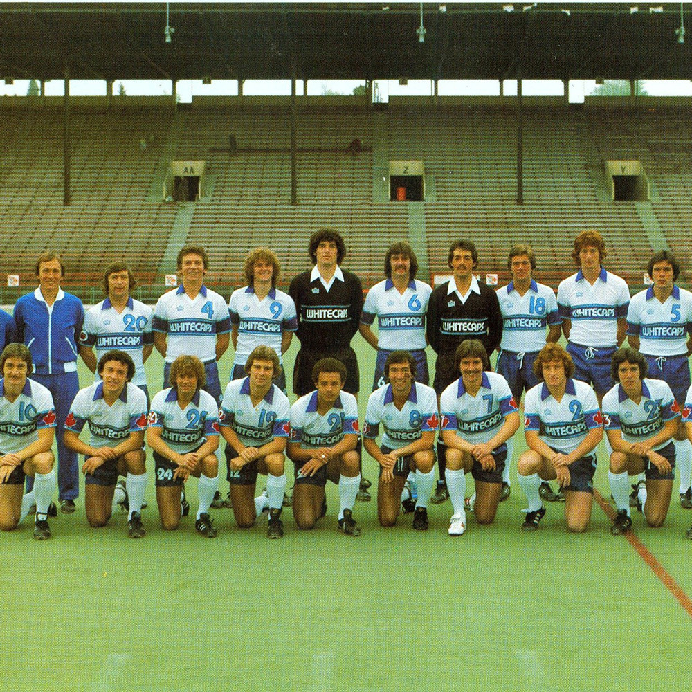 Vancouver Whitecaps 1979 Maglia Storica Calcio