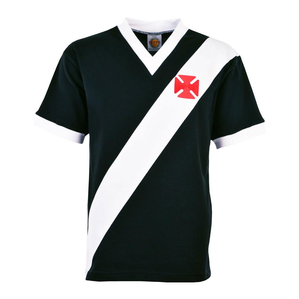 Vasco da Gama 1956 Retro Football Shirt