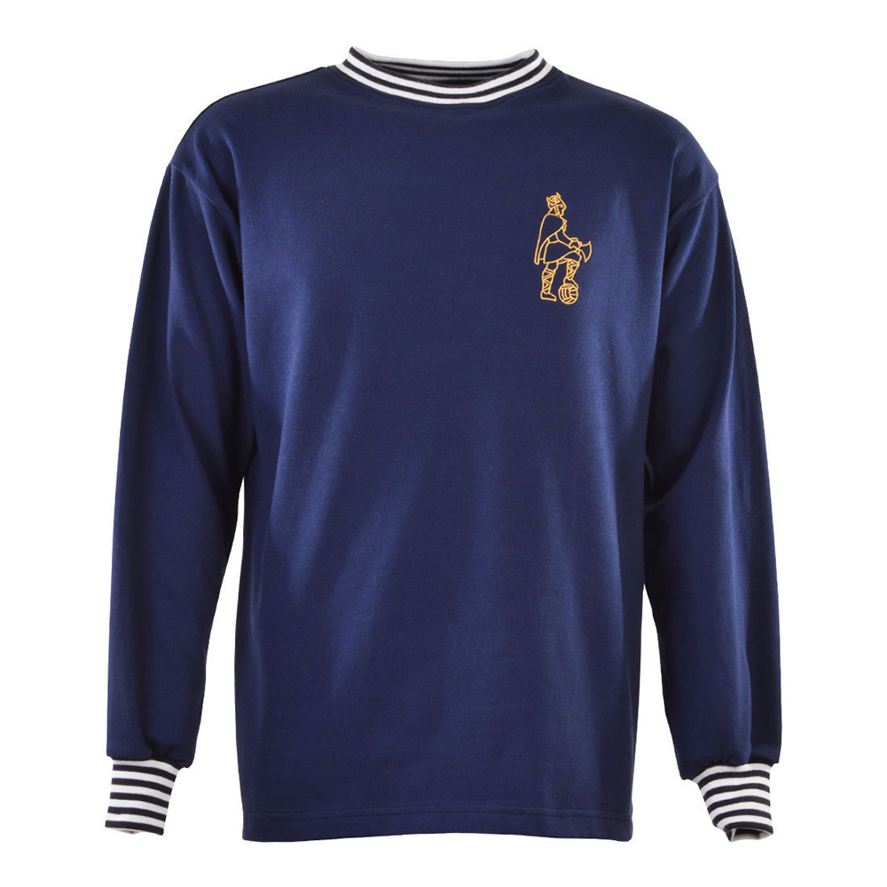 Viking Stavanger 1974 Retro Football Shirt