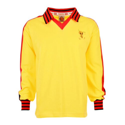 Watford 1978-79 Retro Football Shirt