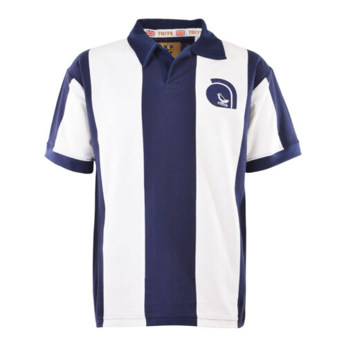West Bromwich Albion 1973-74 Retro Football Shirt