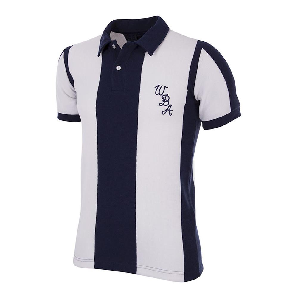 West Bromwich Albion 1978-79 Camiseta Retro Fútbol