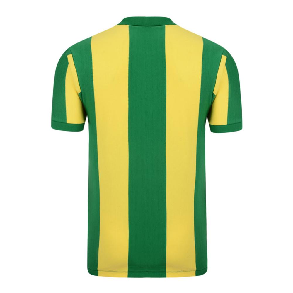West Bromwich Albion 1979-80 Away Maglia Retro