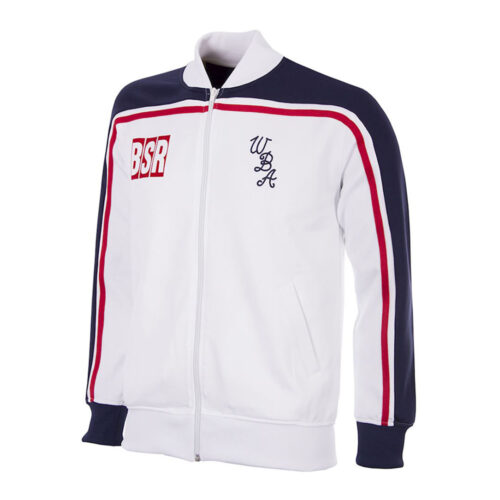 West Bromwich Albion 1982-83 Retro Football Track Top