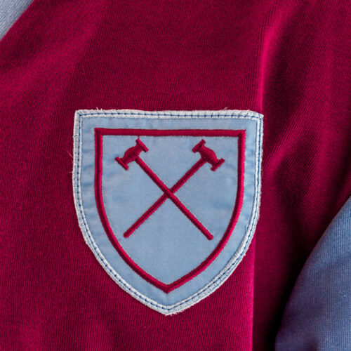 West Ham United 1957-58 Maglia Storica Calcio