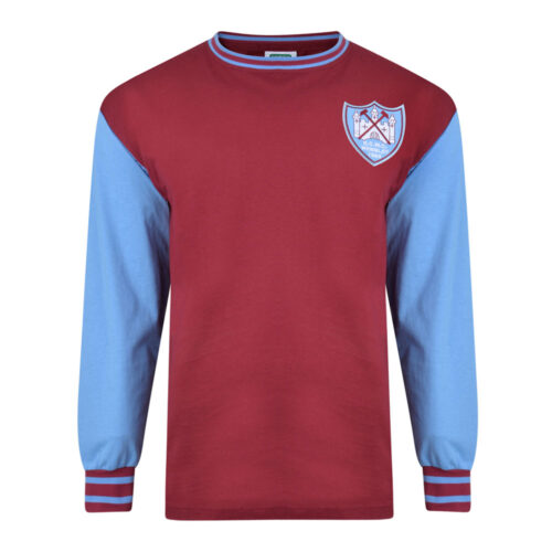 West Ham United 1964-65 Retro Football Shirt
