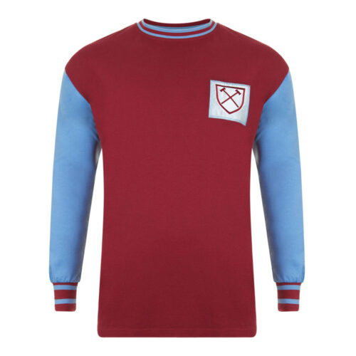 West Ham United 1965-66 Maillot Rétro Foot