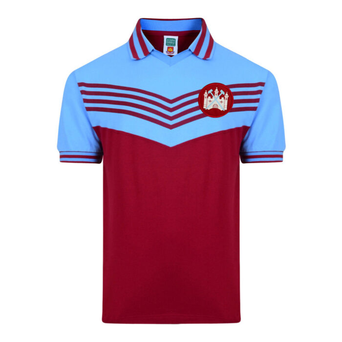 West Ham United 1976-77 Maillot Rétro Foot