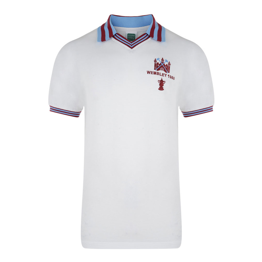 West Ham United 1979-80 Retro Football Shirt - Retro Football Club ® 699b7985d