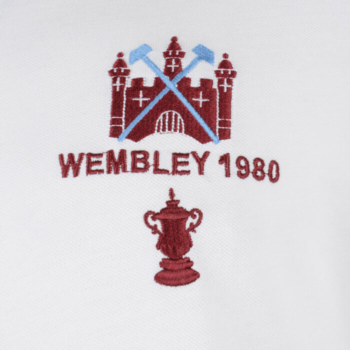 West Ham United 1979-80 Away Maglia Storica