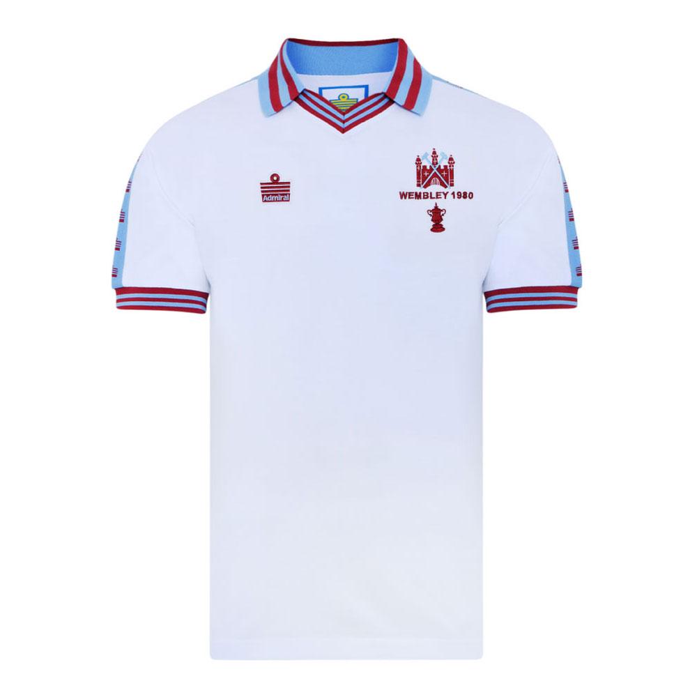West Ham United 1979-80 Maglia Storica Calcio