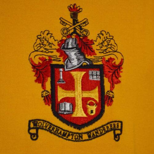 Wolverhampton Wanderers 1959-60 Maglia Storica