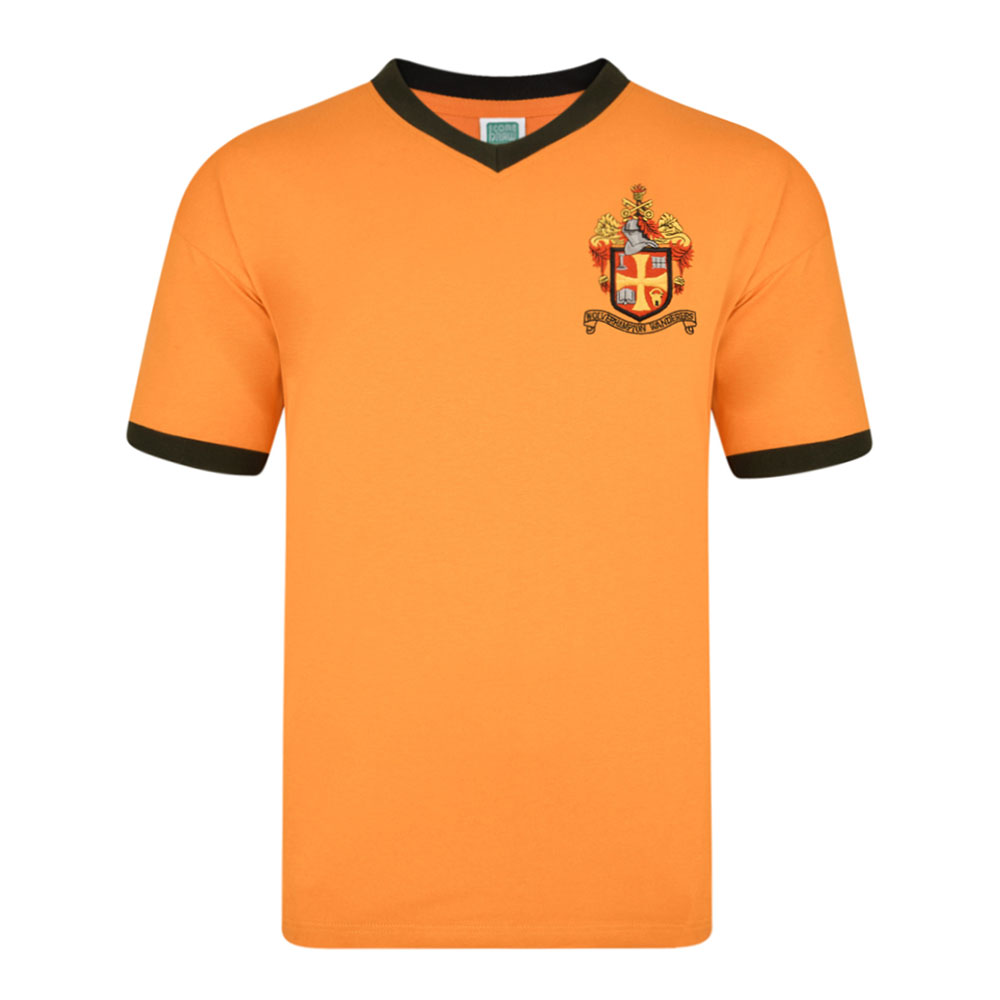 Wolverhampton Wanderers 1959-60 Retro Shirt Football
