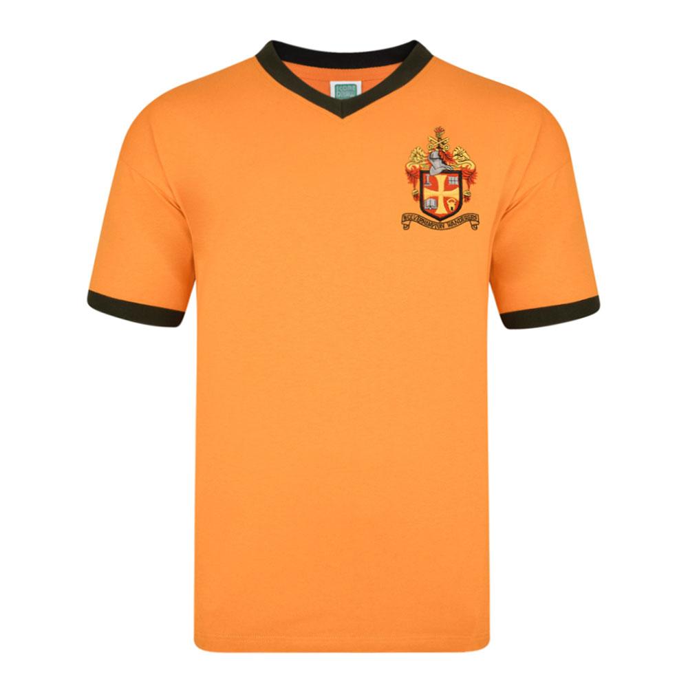 Wolverhampton Wanderers 1959-60 Camiseta Retro Fútbol